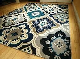 navy blue rug 8x10. Blue Rugs 8x10 Chevron Rug New Modern Carpet Navy R