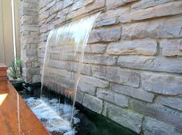 indoor water wall lavish fountains for your home feature diy glass indo