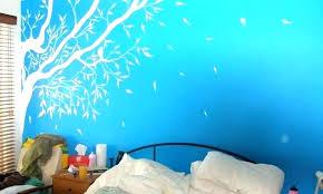 Blue Wall Painting Blue Wall Decor Wall Decor For Blue Walls Wall Painting Ideas  Blue Schemes . Blue Wall ...