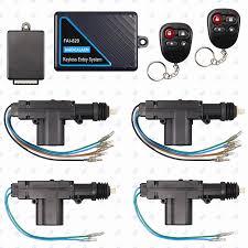 remote keyless entry system door power lock heavy duty enlarged photo