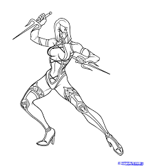 Small Picture Fresh Mortal Kombat Coloring Pages 12 About Remodel Free Coloring