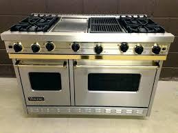 viking gas cooktops range reviews professional stove top vgic646gqssbr 446 top