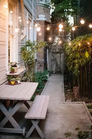 outdoor terrace lighting. Danielle-Parisi-garden-festoon-light-ideas Outdoor Terrace Lighting T