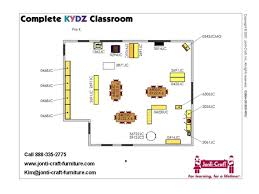 free pre k classroom design furniture equipment list daycare startup