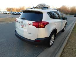 2014 Used Toyota RAV4 LIMITED at Fayetteville Autopark, IID 17416392