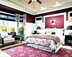 Black And Burgundy Bedroom Ideas