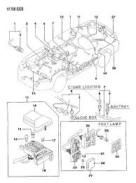 1991 dodge stealth wiring harness