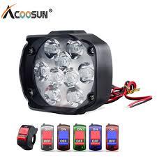 Security Lights For Cars Hot Promo B7181 Led Work Light 12v 24v Car Lights 6500k