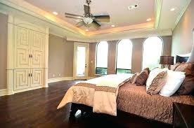 Tray Ceiling Master Bedroom Master Bedroom Lighting Regarding ...