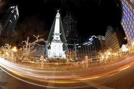 Indianapolis Monument Circle Tree Lighting Monument Circle Christmas Lighting Ceremony