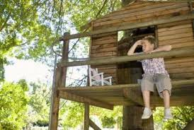 DIY Treehouse Plans Home Guides SF Gate