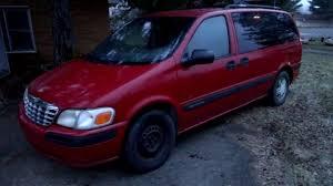 1999 Chevy Venture Van - YouTube