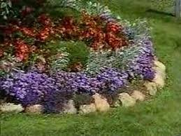 how to plant a flower garden. How To Plant A Flower Garden L