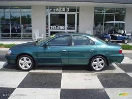 2002 S Noble Green Metallic Acura TL 3.2 Type S #12962361 ...