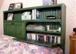 Cottage Bookcase Bed Construction Plans. Bookshelf HeadboardBookcase BedDiy  ...