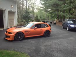 BMW Z3 M Coupe orange | BMW Roadsters & Coupes | Pinterest | Bmw ...