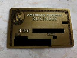 american express business gold card 1 of 2