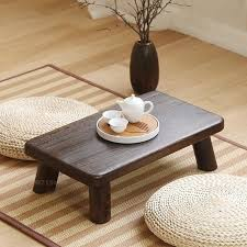 Japanese style coffee table Floor Solid Wood Small Square Table Japanese Style Bay Window Antique Small Coffee Table Floor Short Coffee Table Pamlawrenceinfo Solid Wood Small Square Table Japanese Style Bay Window Antique