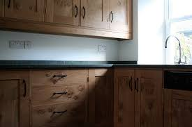 oak kitchen units 1