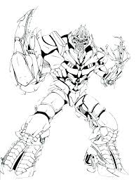 Transformers Optimus Prime Coloring Pages Prime Coloring Page