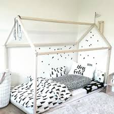 Charming What Is A Montessori House Bed?