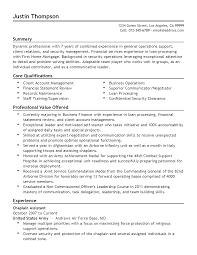 Resume Templates: Chaplain Assistant