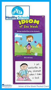 Limited Stock Idiom Of The Week Pocket Chart Esl