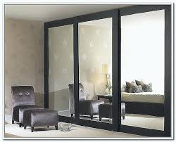 custom size sliding mirror closet doors for bedroom ideas of modern house new frame pocket door awesome how to destroy your fears install a installing si