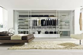 bedroom closets designs. Bedroom. Top Notch Design Ideas Using Rectangular White Wooden Shelves And Fur Rugs Bedroom Closets Designs