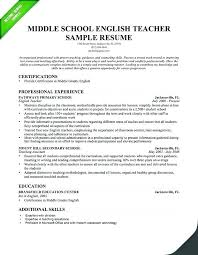 Objective For Teaching Resume Objectives For Teaching Resumes 88