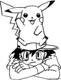 Pokemon Kleurplaat 124810 Kleurplaat