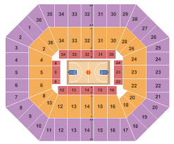 Cbu Event Center Seating Chart Uc Riverside Highlanders Basketball Tickets 2019 Browse
