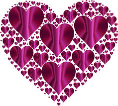 Heart Hearts 3 Love Free Vector Graphic On Pixabay