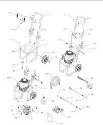 Briggs and stratton pressure washer parts diagram briggs stratton briggs stratton parts list briggs and stratton pressure washer parts diagram
