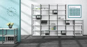 office shelving systems. Room Divider Shelves - Office Shelving Systems MAXX M White And Grey L