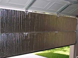 diy garage doorGarage Door Insulation  Easy Install DIY Garage Door