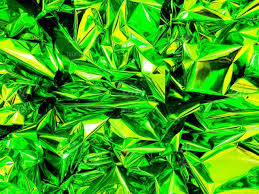 Crumpled Green Texture Background Stock Photo 5fa436c0