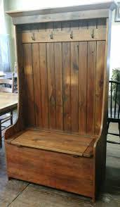 barn board furniture ideas. Reclaimed Barn Wood Furniture - Settle Bench, Hall Bench Barnwood Board Ideas L