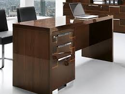 office desk with filing cabinet. Pisa Office Desk With Filing Cabinet I