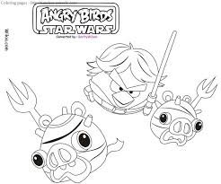Small Picture Coloring Pages Angry Birds Star Wars Coloring Pages Yoda