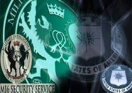 Image result for MI6 CIA LOGO