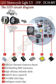 cree led headlight wiring diagram led motorcycle headlight 10 7 led headlight wiring diagram jodebal com