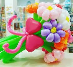 """Цветы из <b>шаров</b> - <b>Букет</b> """"Очаровательный """"из воздушных <b>шаров</b>"""