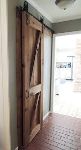 sliding bathroom doors. Bedroom : Sliding Bathroom Door White Barn Doors In