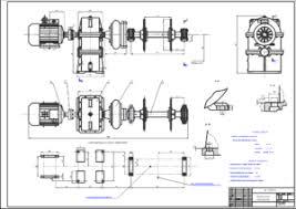 Работы расчеты курсовые рефераты дипломные по деталям машин В  Курсовой проект Детали машин Привод цепного транспортера МГТУ 2