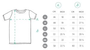 Fashion Size Guide Juniqe