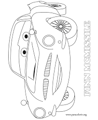 Small Picture A beautiful coloring page of Finn McMissile a master British spy