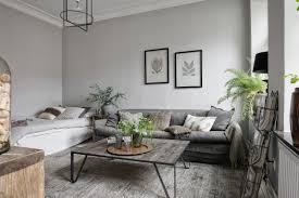 In Dit Kleine Appartement Van 34m2 Is De Woonkamer En De Slaapkamer