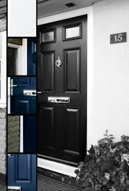 new front doorsBlack Upvc Front Doors I60 About Easylovely Small Home Decor