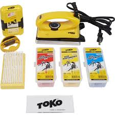 Toko Wax Chart Toko All Inclusive Ski And Snowboard Wax Kit Save 25
